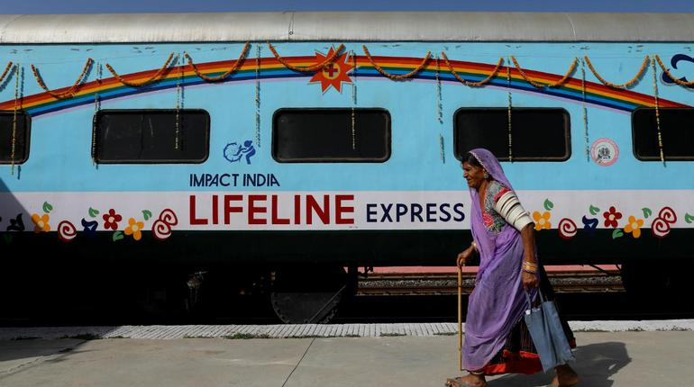 The Story of Lifeline Express- First Hospital Train of the World