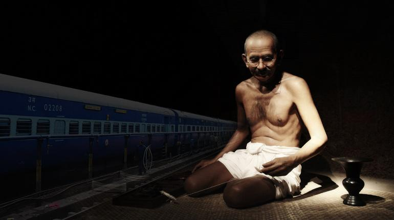 Indian Railways' Ode to Mahatma Gandhi: No non-vegetarian food on October 2