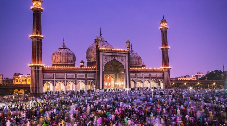 Top Places to Witness Eid Celebrations in India