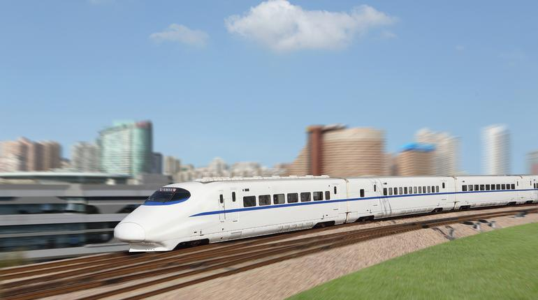 China Plans Bullet Train To Kolkata Via Bangladesh, Myanmar