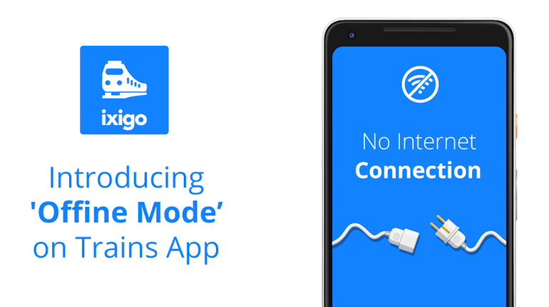 No Internet, No Worries! ixigo Launches New Offline Mode for Android Users
