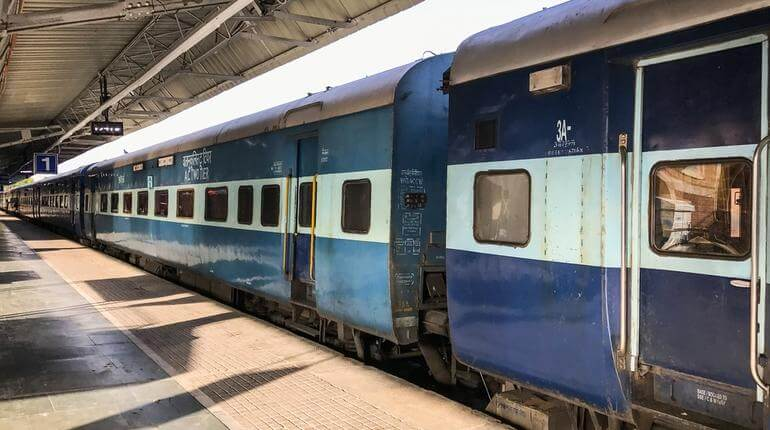 Railways introduces special train to clear festival rush