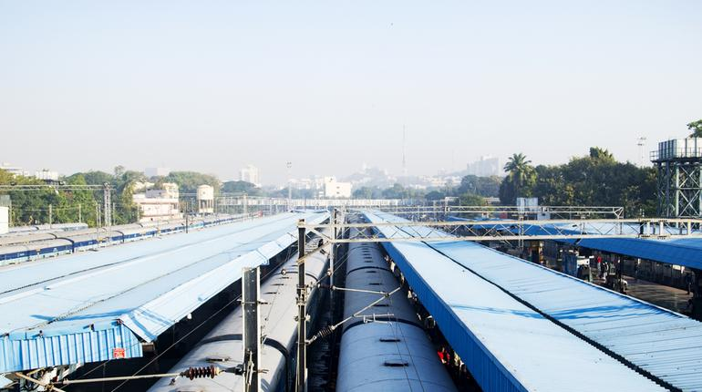 Railways: Deaths from accidents drop by 84%