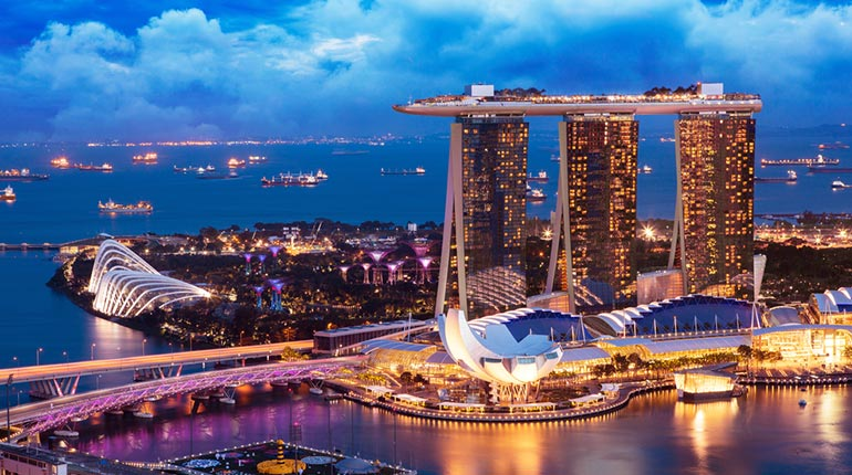 Travel like a pro: Mastercard's guide to Singapore!