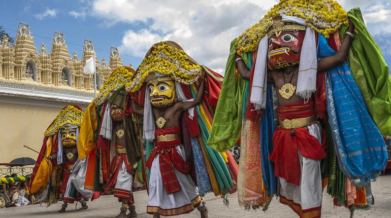 Experience the best of Dussehra in these 3 Indian cities