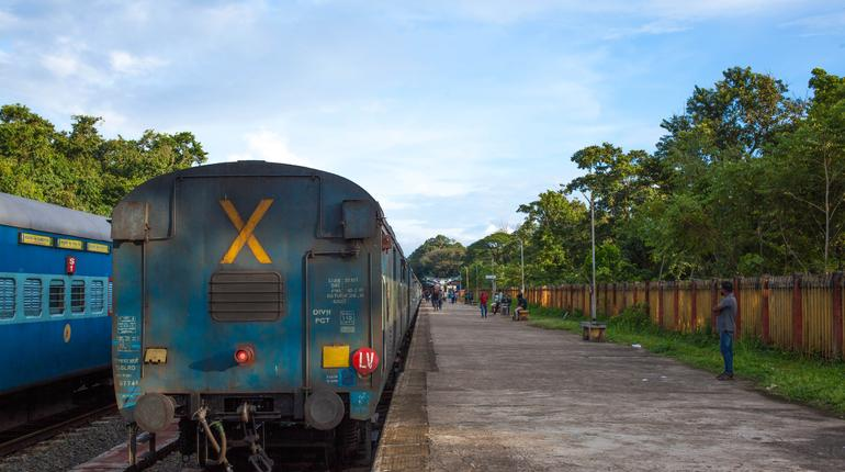 Here's Why There Is A Cross Sign At The End Of All Trains!