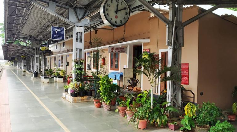 See Pics: Several Railway Stations Get Stunning Makeovers