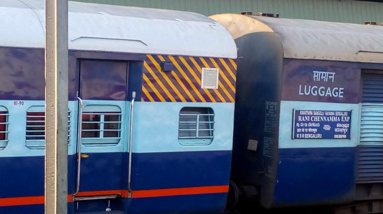 The Surprising Meaning Behind the White and Yellow Stripes on Train Coaches!