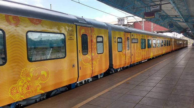 Tejas Express among several other cancelled trains