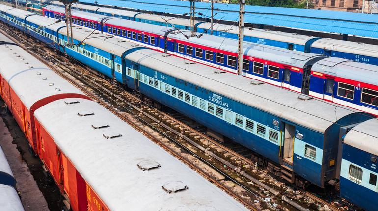 28 trains including Rajdhani and Shatabdi cancelled!