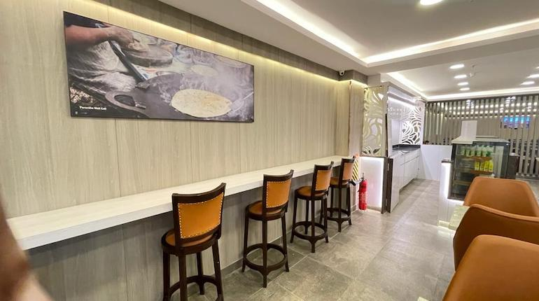 Recliners, Wi-Fi, multi-cuisine buffet: explore the new lounge at New Delhi Railway Station