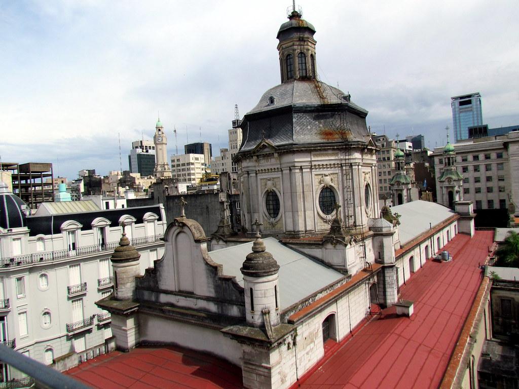 San Carlos de Bariloche to Buenos Aires flights