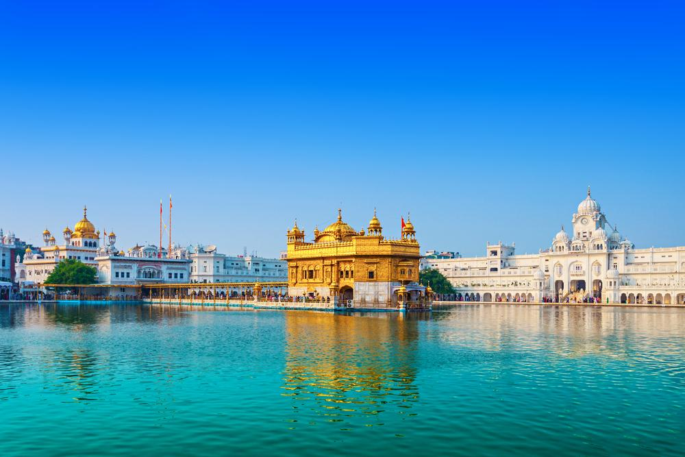 Washington to Amritsar flights