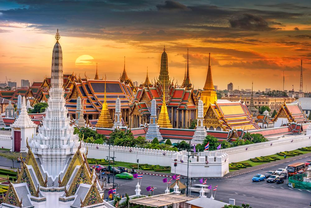 Jinan to Bangkok flights