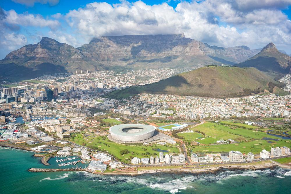 Cape Town to Johannesburg flights