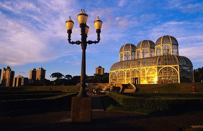 Sao Paulo to Curitiba flights