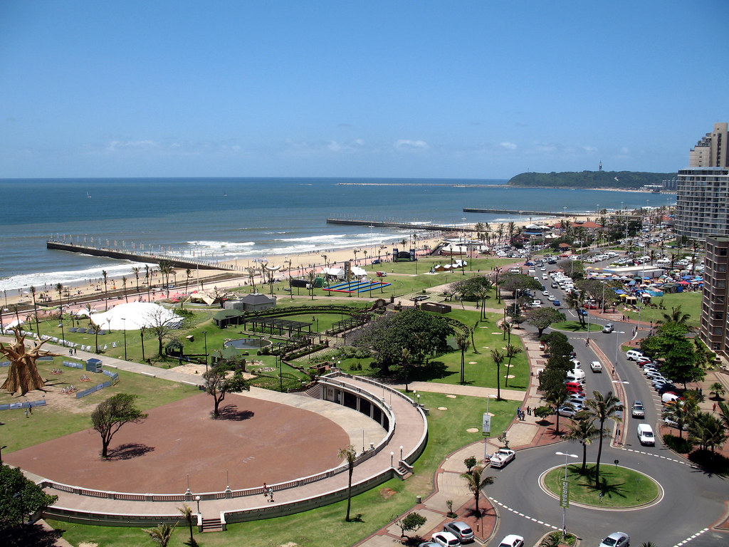 Johannesburg to Durban flights