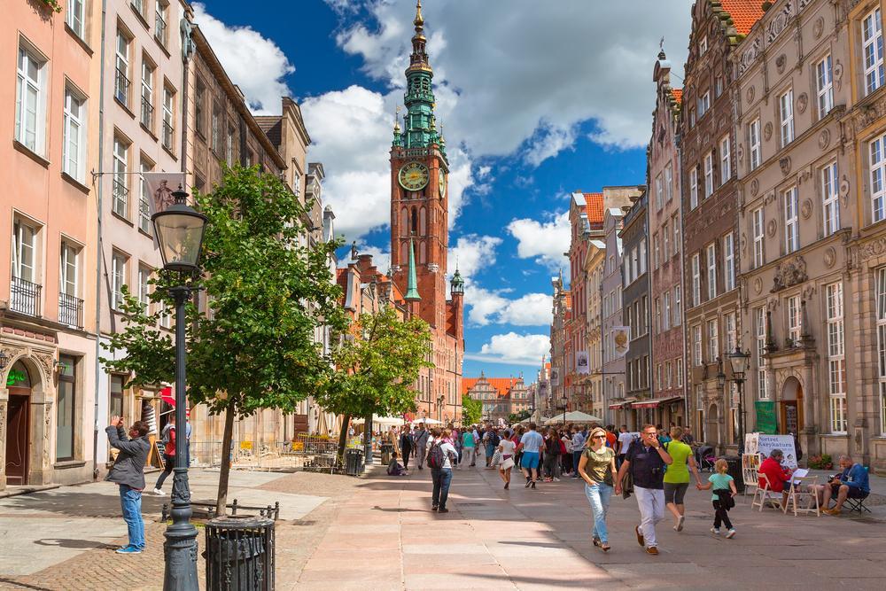 Poznan to Gdansk flights
