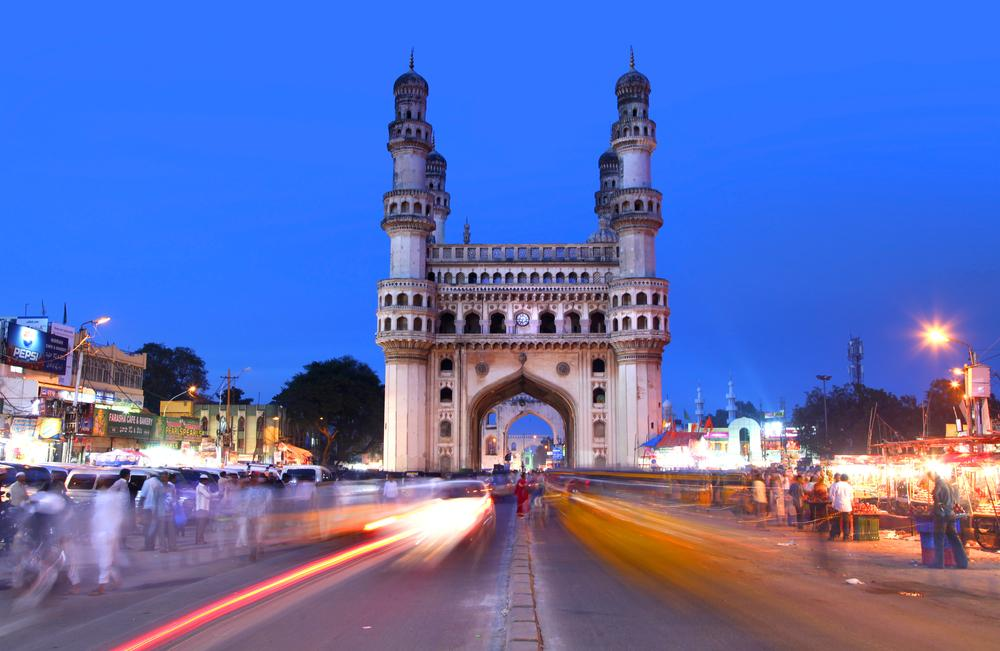 Kiev to Hyderabad flights