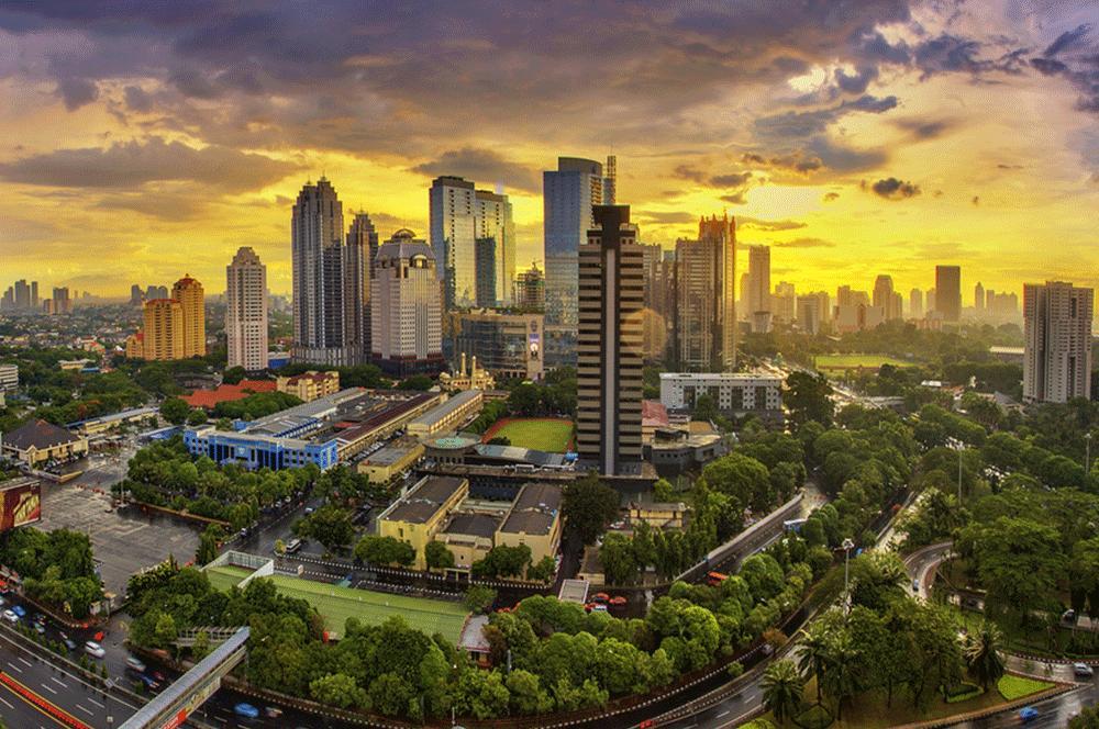 Indianapolis to Jakarta flights