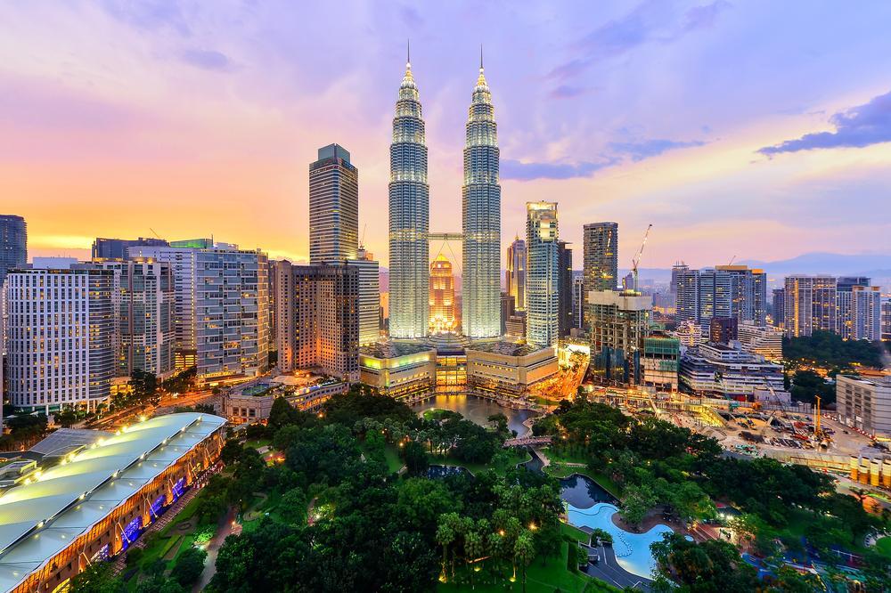 Jacksonville to Kuala Lumpur flights