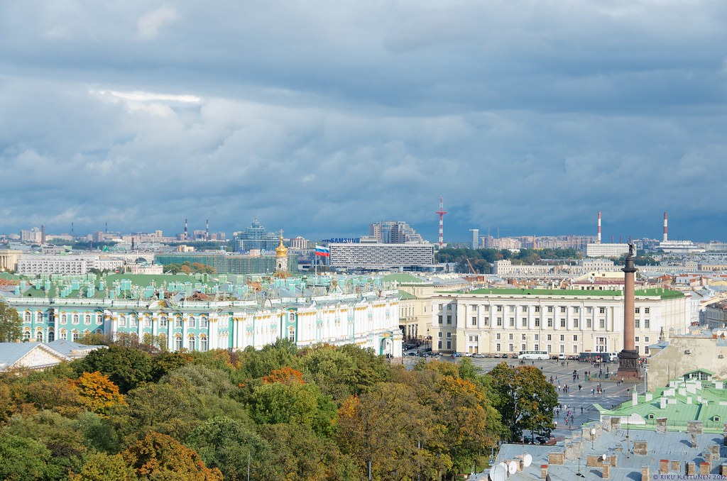 New Delhi to Saint Petersburg flights