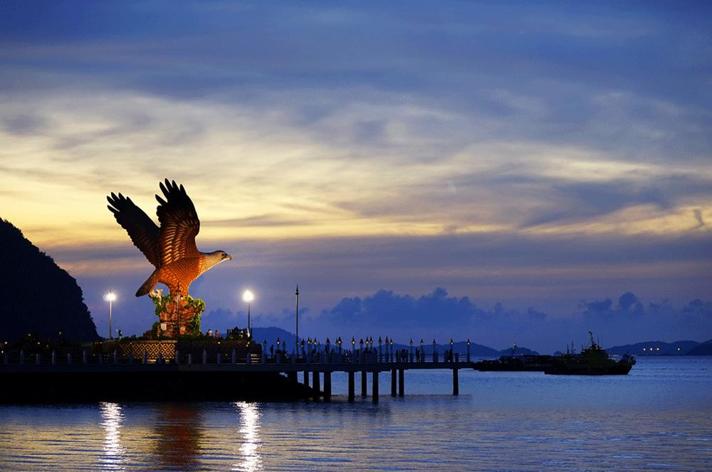 Langkawi to George Town flights