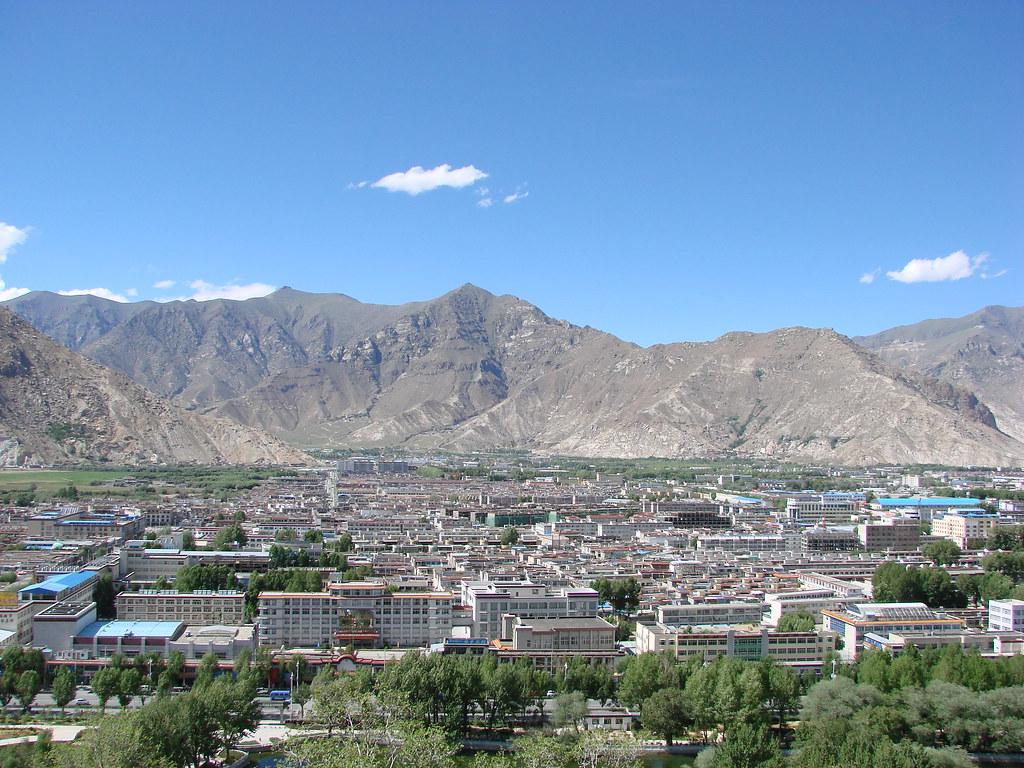 Kathmandu to Lhasa flights
