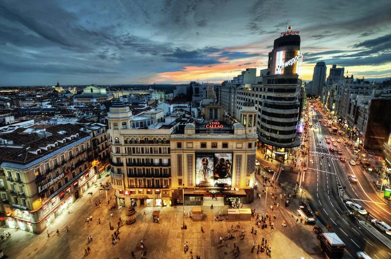 Barcelona to Madrid flights