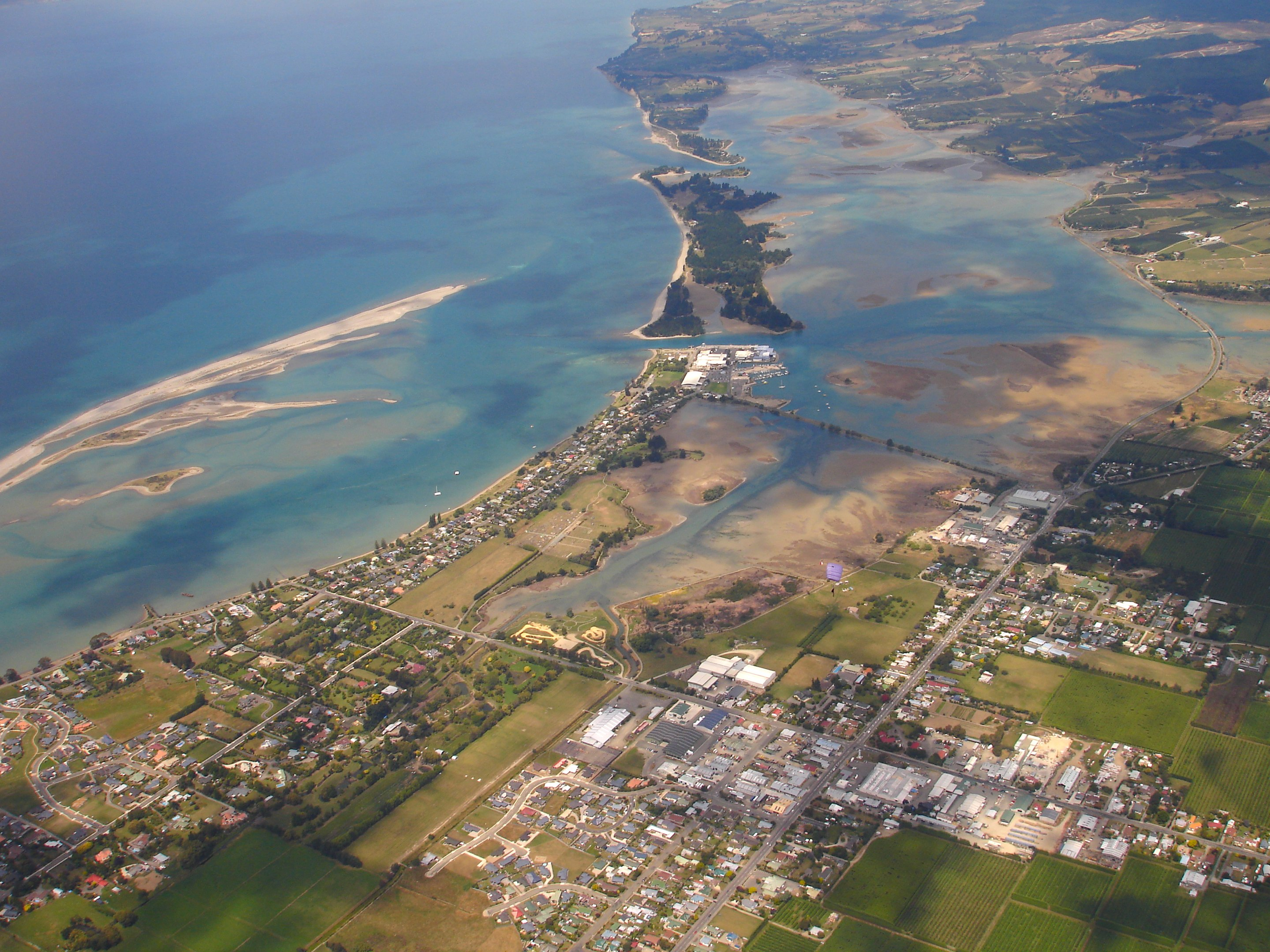 Christchurch to Nelson flights