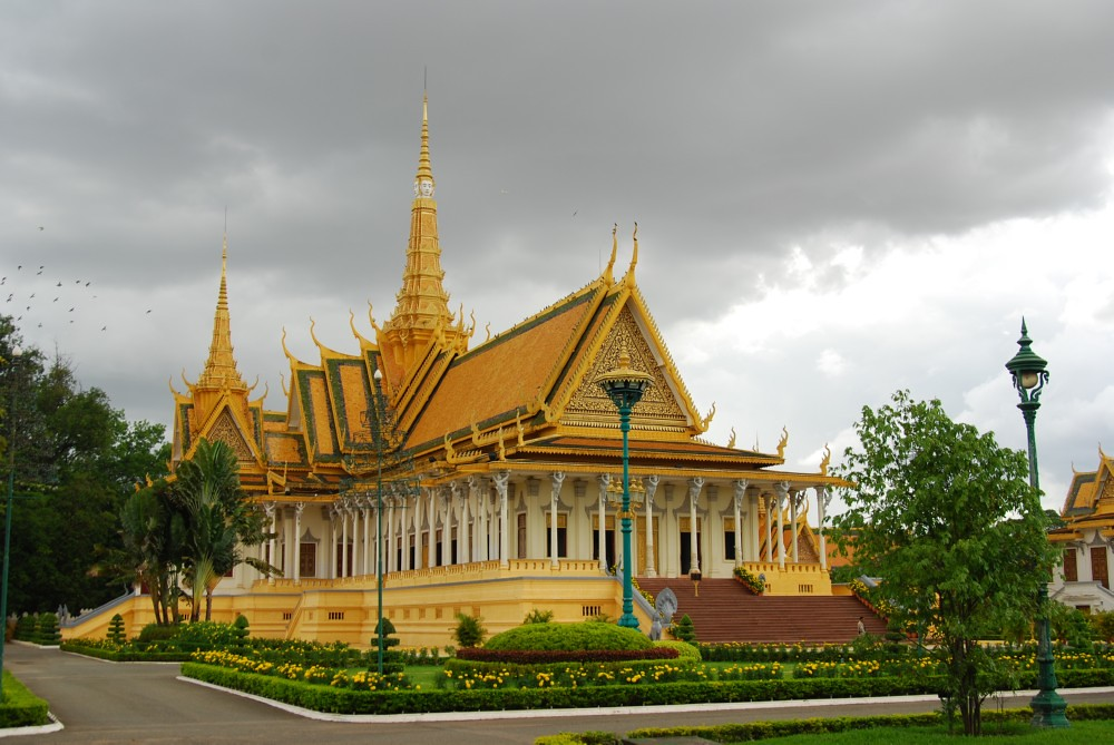 Bangkok to Phnom Penh flights