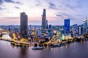 Hong Kong to Ho Chi Minh City flights