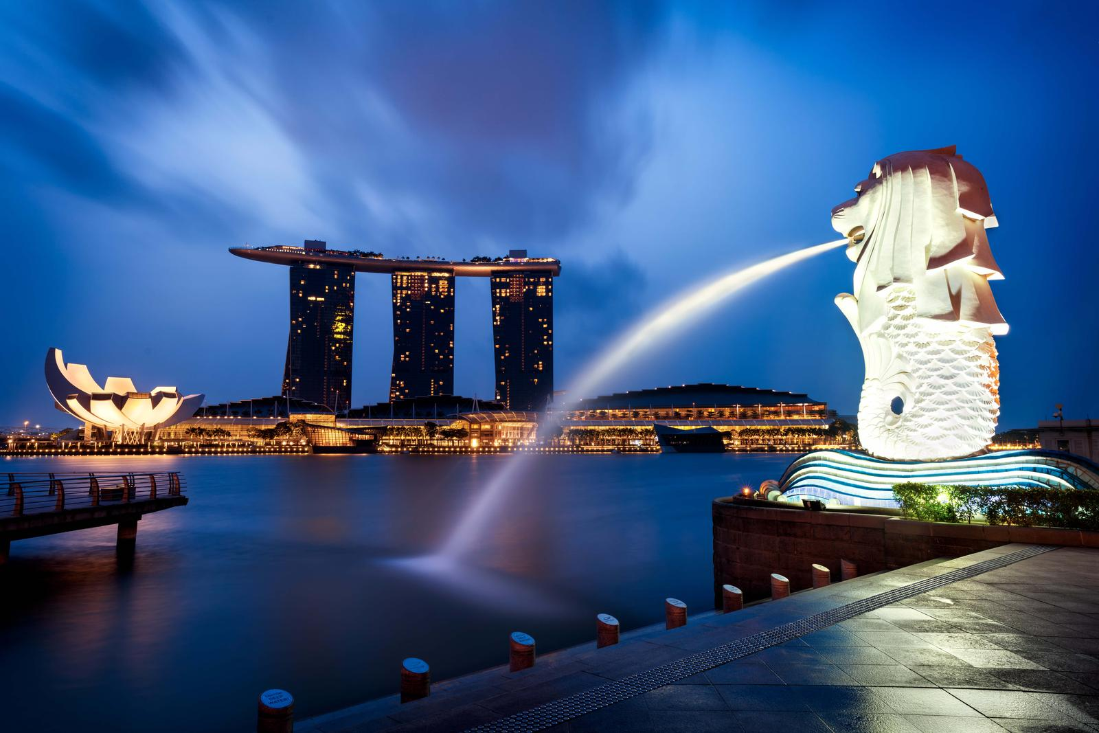 New Delhi to Singapore flights