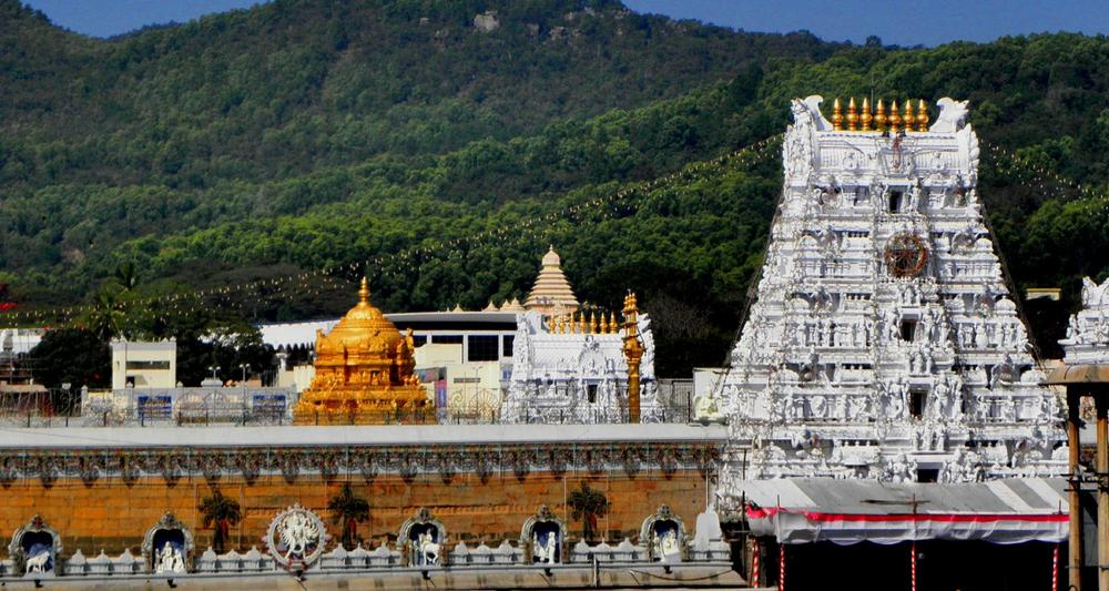 Nanded to Tirupati flights