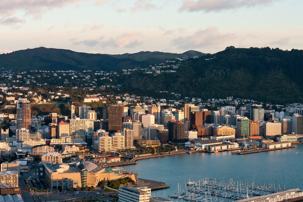 Auckland to Wellington flights
