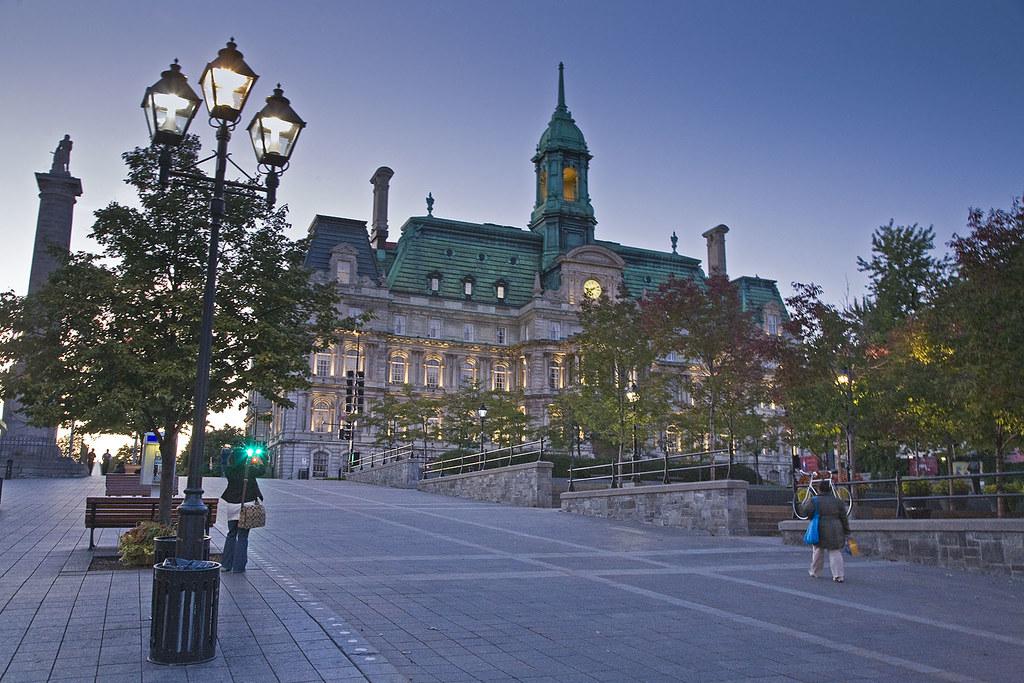 New York to Montreal flights