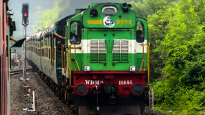 Garib Rath Train