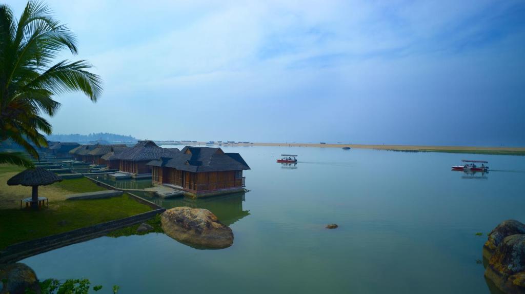 Poovar Island Resort in Thiruvananthapuram