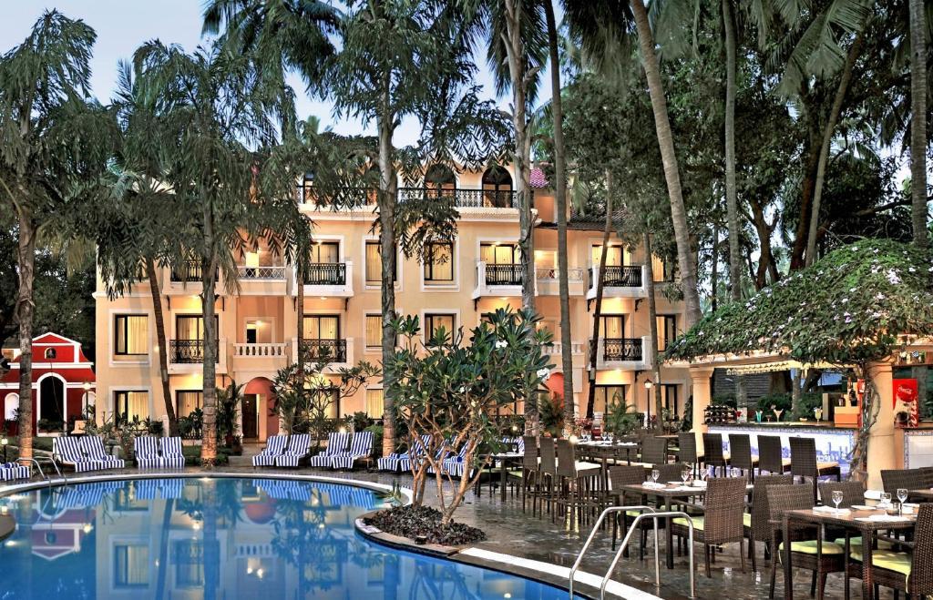 Phoenix Park Inn Goa in Goa