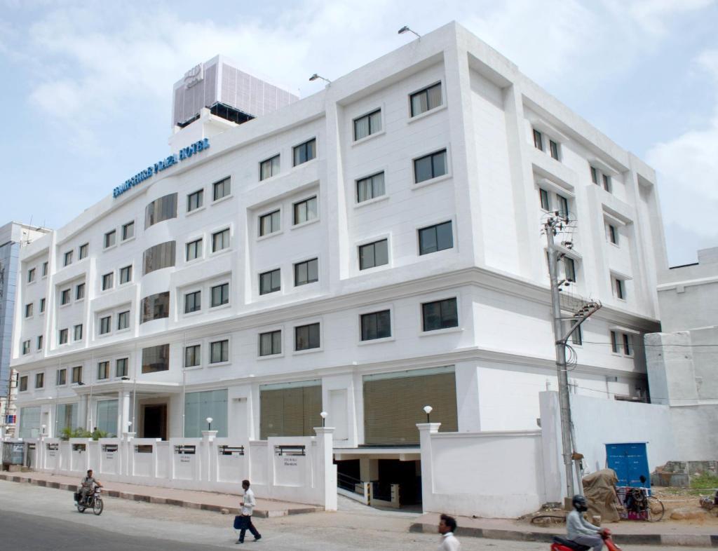 Hampshire Plaza in Hyderabad