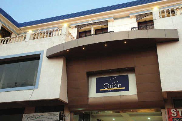 Orion Hotel in Goa