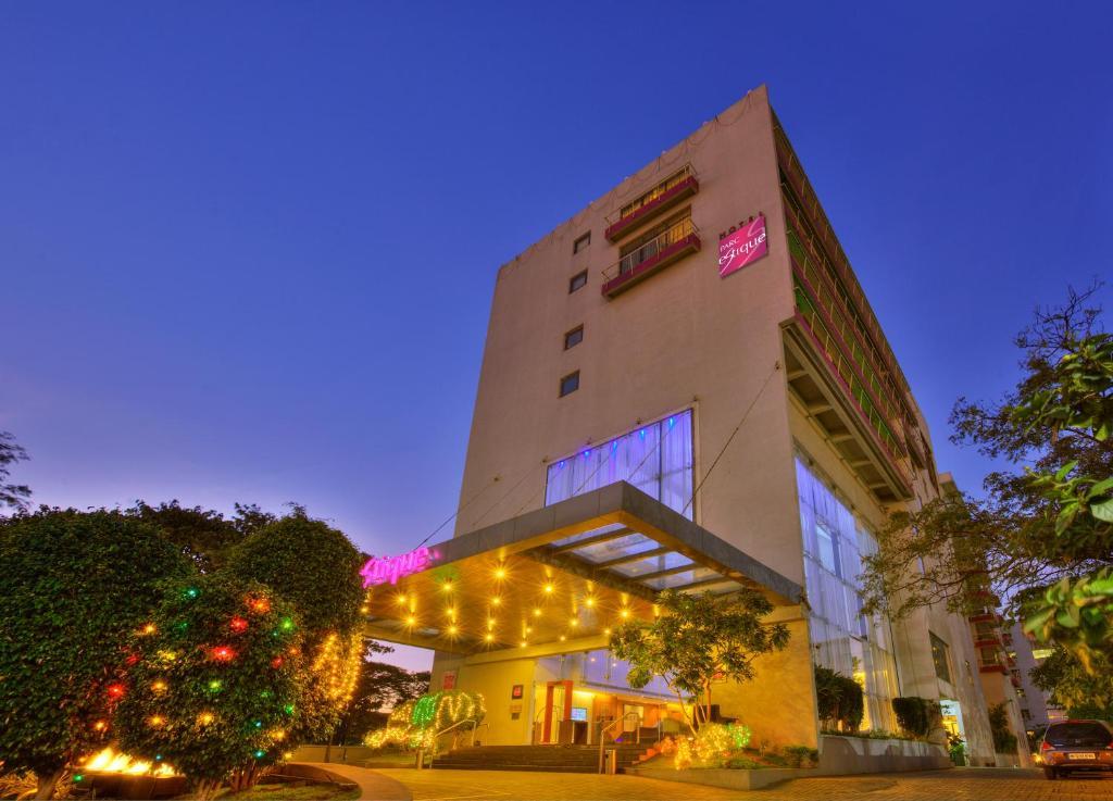 Keys Prima Hotel Parc Estique in Pune