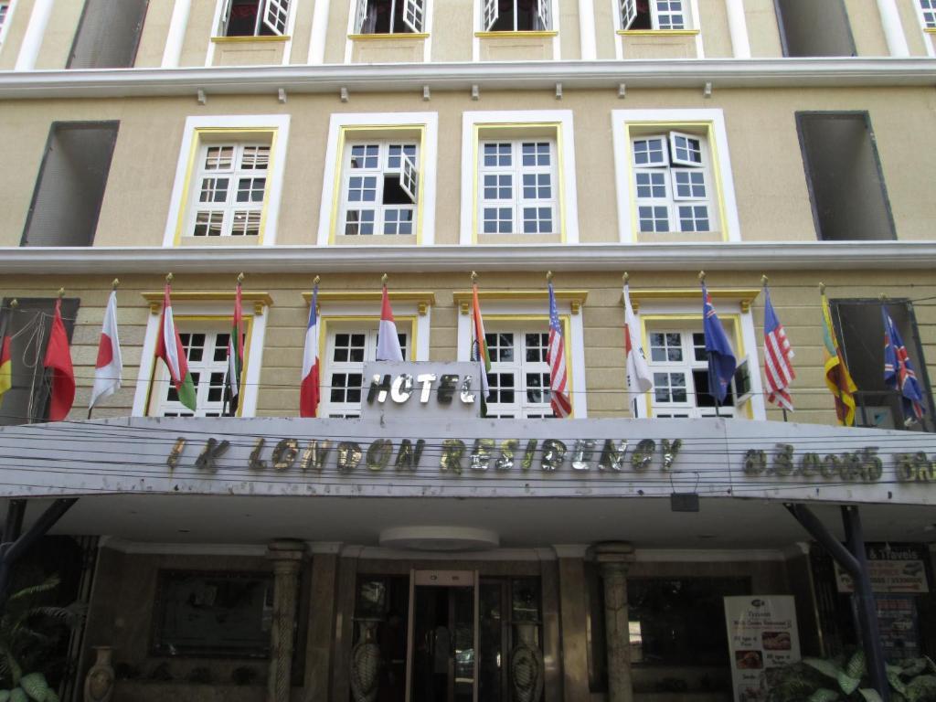Hotel Ik London Residency in Hyderabad