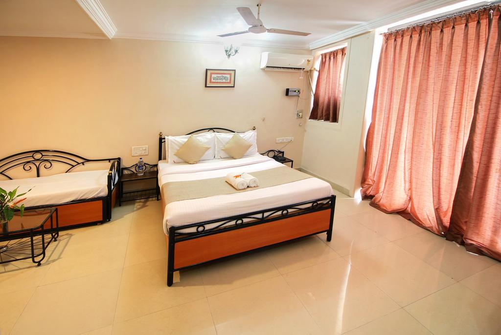 Rahi Coral Beach Resort in Goa