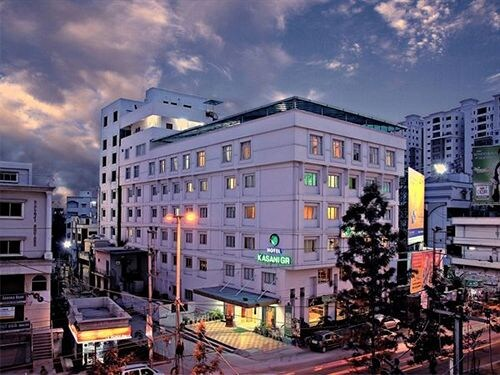 Kasani Gr Hotel in Hyderabad