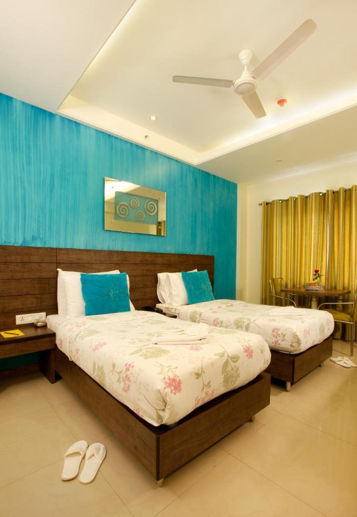 Bizz Tamanna Hotel in Pune