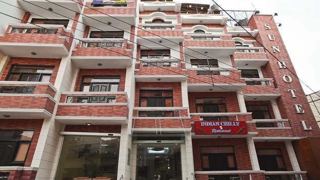 Sun Hotel in Haridwar