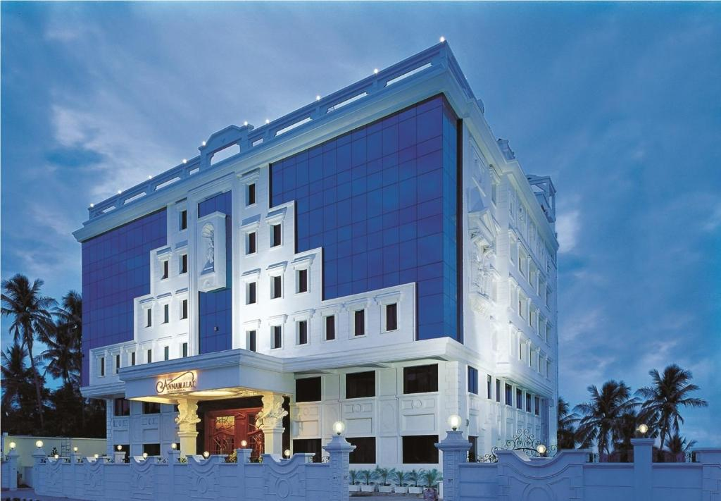 Hotel Annamalai International in Pondicherry