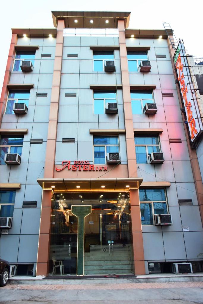 Hotel Aster Inn in New Delhi
