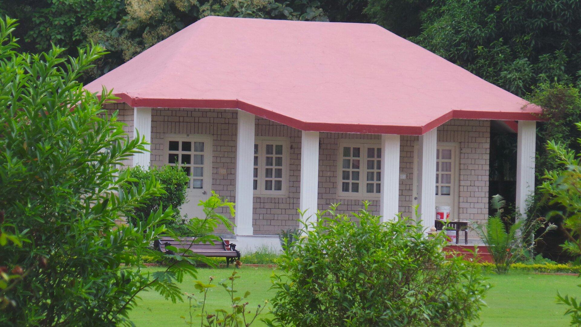 Tiger Den Resort in Sawai Madhopur